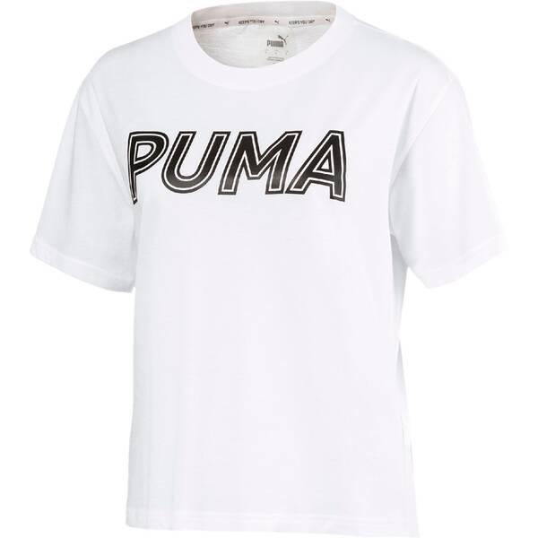 PUMA Damen Shirt Modern Sports Logo
