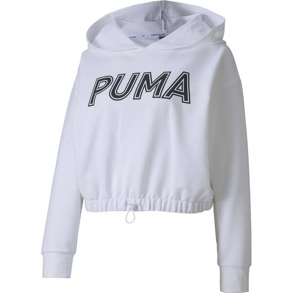 PUMA Damen Kapuzensweat Modern Sports