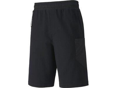 PUMA Herren NU-TILITY Shorts 10 Schwarz