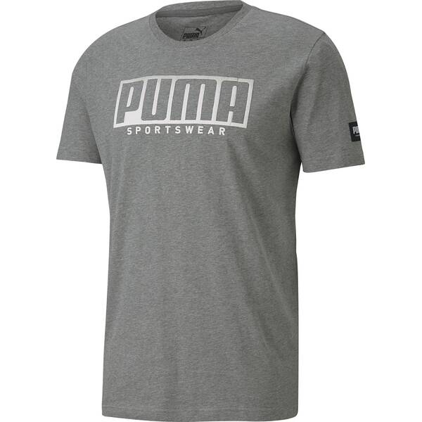 PUMA Herren Shirt ATHLETICS  Big Logo