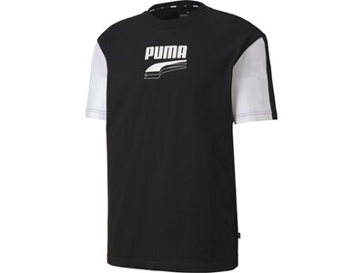 PUMA Herren Shirt REBEL Block Schwarz