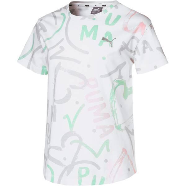 PUMA Kinder Shirt Alpha AOP  G