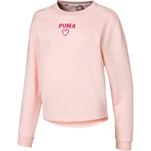 PUMA Kinder Sweatshirt Alpha Crew