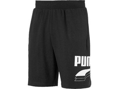 PUMA Herren REBEL Bold Shorts 9 Schwarz
