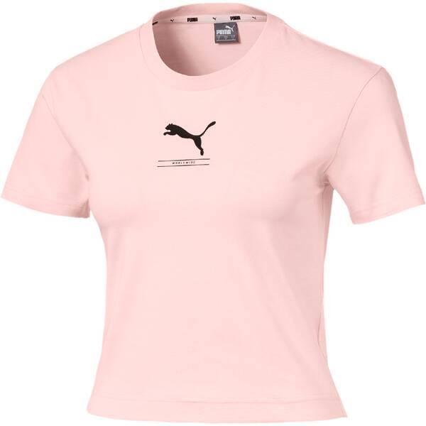 PUMA Damen Shirt Nu-tility Fitted