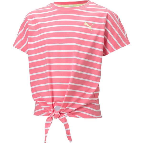 PUMA Kinder Shirt Alpha Striped