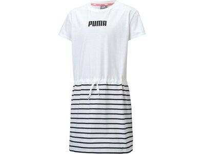 PUMA Kinder Kleid Alpha Pink