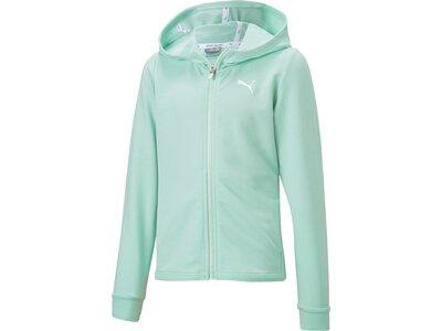 PUMA Kinder Sweatshirt Modern Sports G Silber