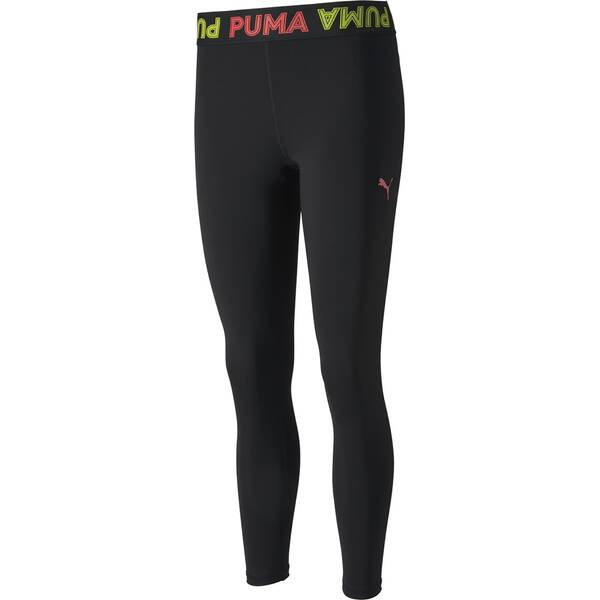 PUMA Damen Tight Modern Sports Banded 7/8 L
