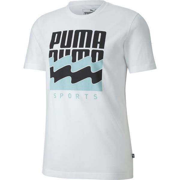 PUMA Herren Shirt Summer Graphic