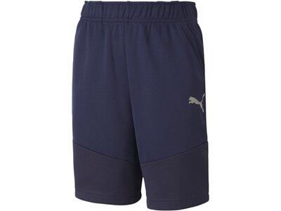 PUMA Kinder Shorts Active Sports Poly Blau