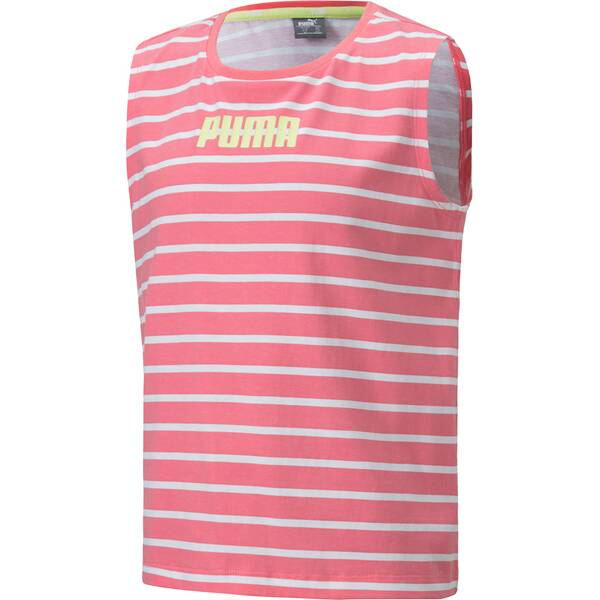 PUMA Kinder Alpha Striped Tank