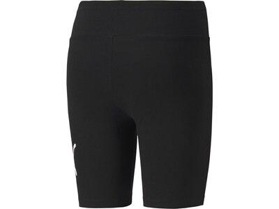 PUMA Damen Shorts ESS 7 Schwarz