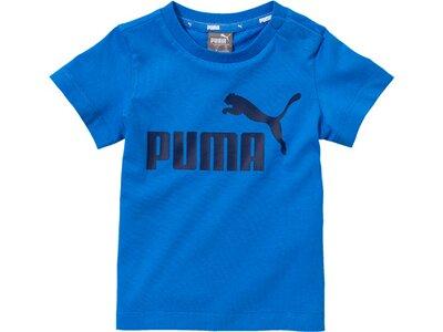 PUMA Kinder Shirt No.1 Logo Blau