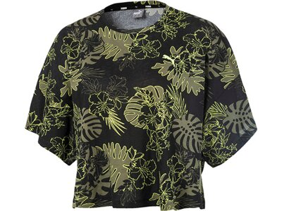 PUMA Damen Shirt Summer Fashion Schwarz