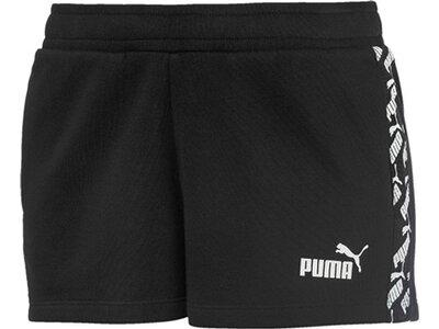 PUMA Damen Amplified 2 Shorts TR Schwarz