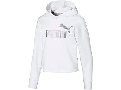 PUMA Kinder Sweatshirt ESS Weiß