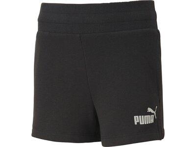 PUMA Kinder Shorts ESS Schwarz