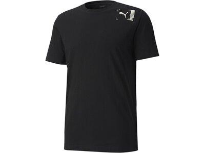 PUMA Herren Shirt NU-TILITY Schwarz