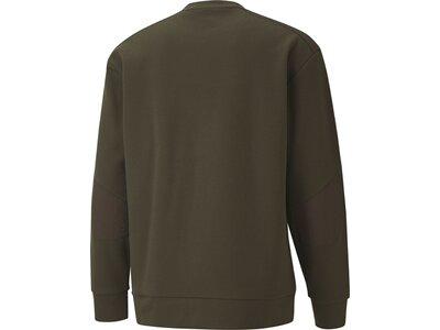 PUMA Herren Sweatshirt NU-TILITY Crew Grau