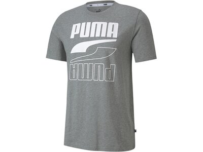 PUMA Herren Shirt Rebel Grau