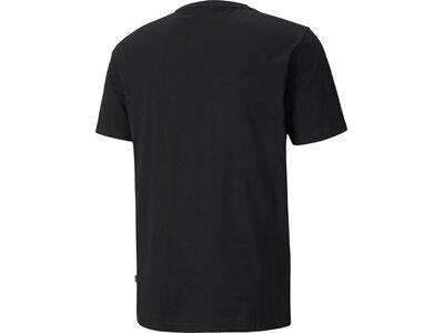 PUMA Herren Shirt Rebel Schwarz