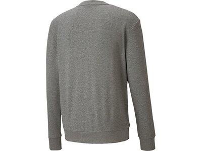 PUMA Herren Sweatshirt Rebel Crew TR Grau