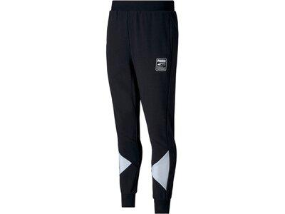 PUMA Fußball - Textilien - Hosen Rebel Pants Blcok TR cl Jogginghose Schwarz