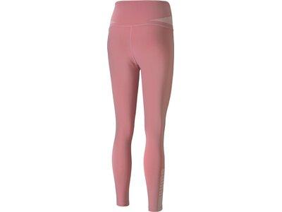 PUMA Damen Tight EVOSTRIPE HIGH WAIST 7/8 Pink