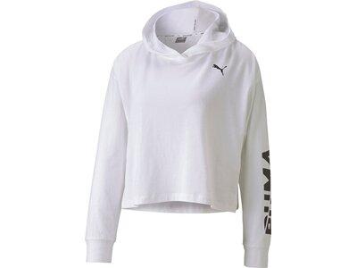PUMA Damen Shirt Modern Sports Lightweight Grau