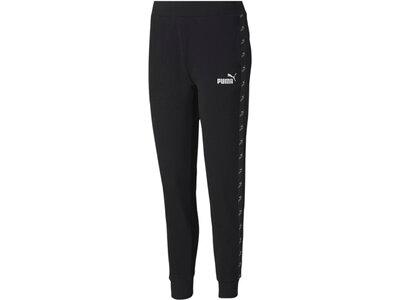 PUMA Damen Sporthose Amplified Pants TR cl Schwarz