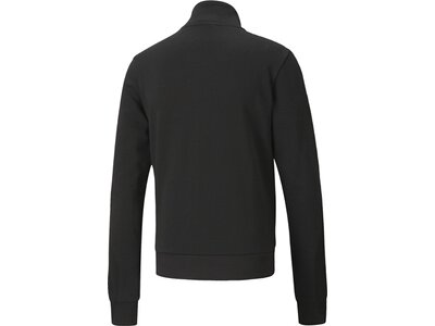PUMA Damen Sweatshirt Amplified Track Schwarz