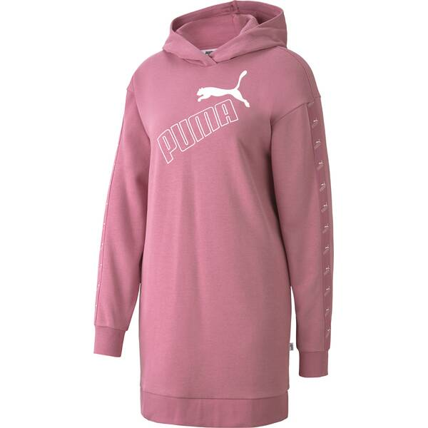 PUMA Damen Kleid Amplified Hooded