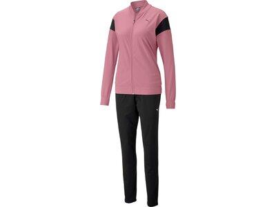 PUMA Damen Sportanzug Classic Pink