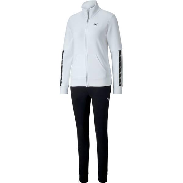 PUMA Damen Sportanzug Amplified Sweat Suit cl