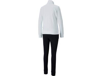 PUMA Damen Sportanzug Amplified Sweat Suit cl Schwarz