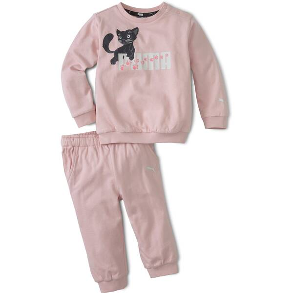 PUMA Kinder Sportanzug Animals Crew Jogger