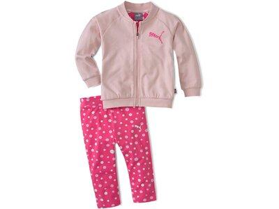 PUMA Kinder Sportanzug Minicats Cndy Jogger Pink