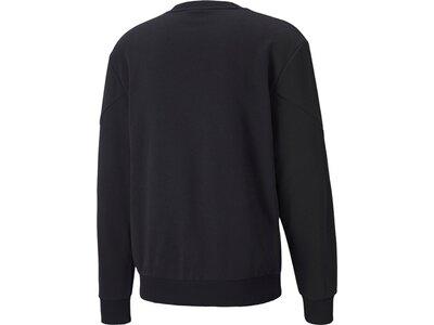 PUMA Fußball - Textilien - Sweatshirts Rebel Crew Small Logo TR Sweatshirt Schwarz