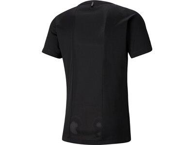 PUMA Herren Shirt RTG Tee Schwarz