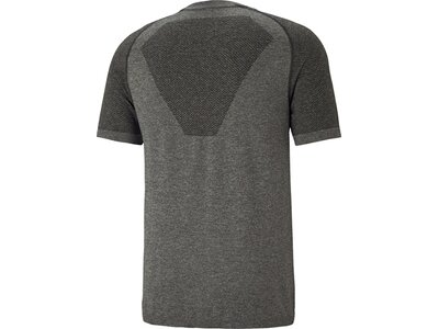 PUMA Herren Shirt RTG Evoknit Basic Tee Schwarz