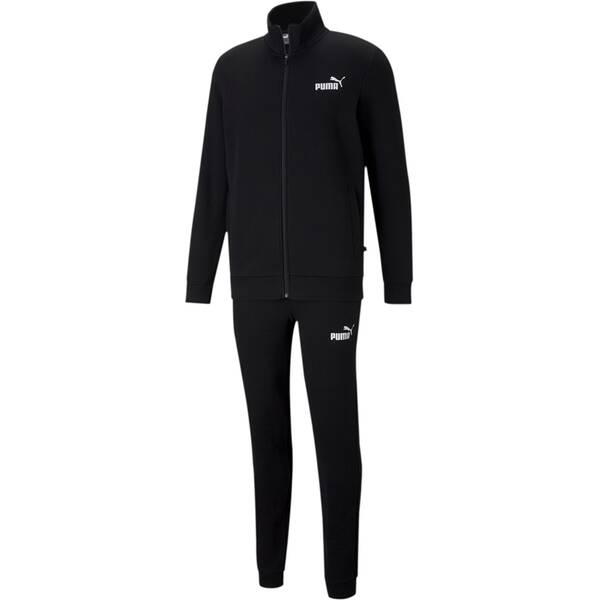 PUMA Herren Sportanzug Clean Sweat Suit FL