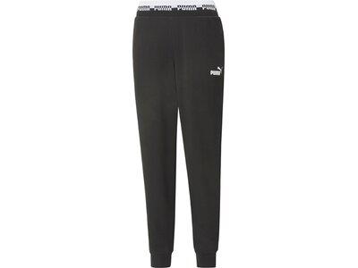 PUMA Damen Sporthose Amplified Pants Grau