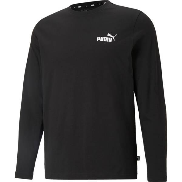 PUMA Herren Shirt ESS Small Logo Longsleeve