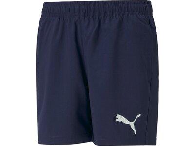 PUMA Kinder Shorts ACTIVE Woven Shorts B Blau