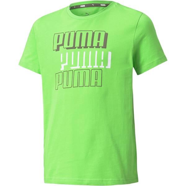 PUMA Kinder Shirt Alpha Tee B