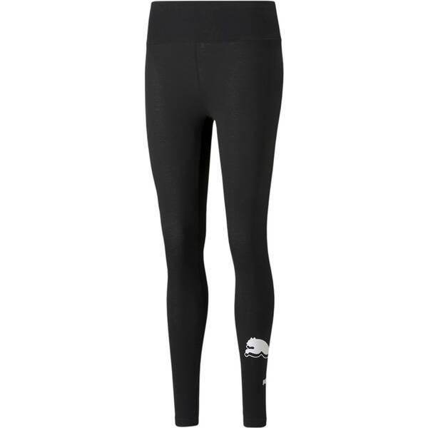 PUMA Damen Tight POWER Logo Leggings