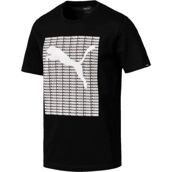 buy popular 4c4e7 98a23 Puma Herren T-Shirt PUMA Repeat Tee