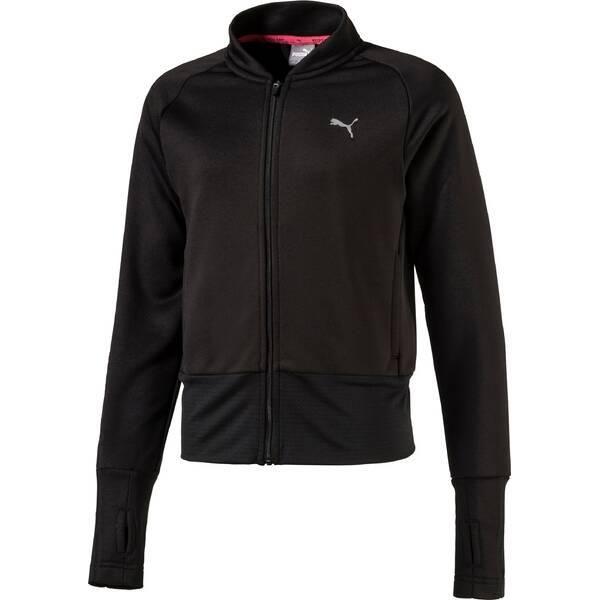 Puma Damen Sweatshirt Training FZ Hoody