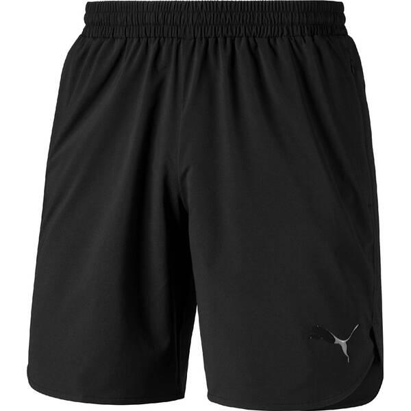 Puma Herren Bermudas Evostripe Move Shorts woven Schwarz